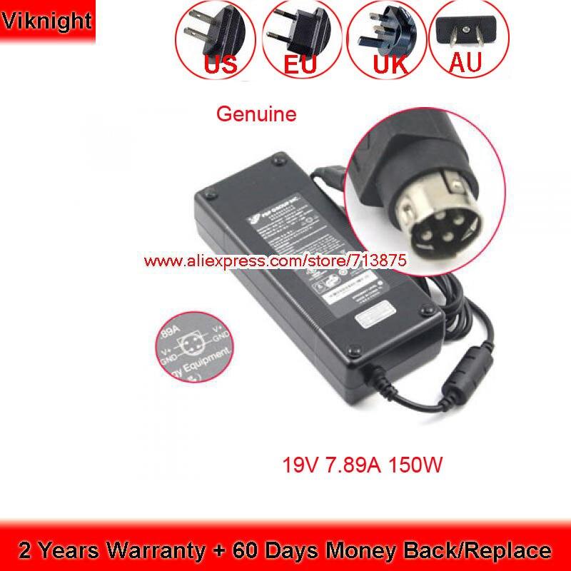Genuine 150W 4-PIN Power Adapter 19V 7.89A for FSP150-ABBN2 FSP150-ABBN1 IPC912-213-FL-A X500 TX300 Power Supply