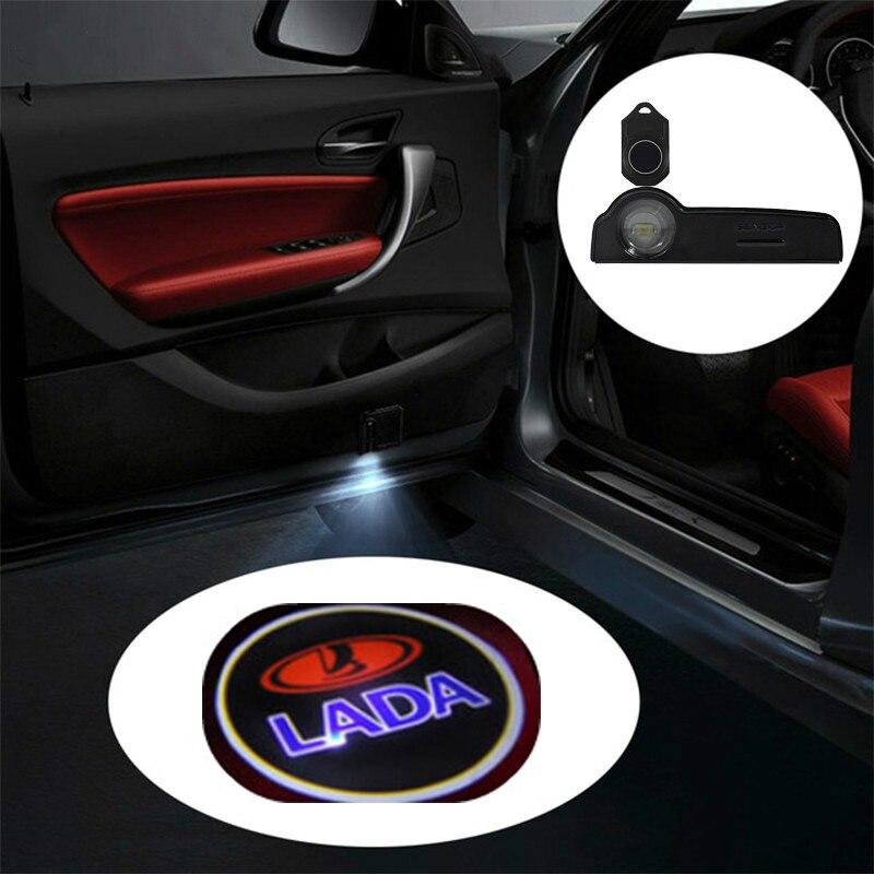 Carro Luzes LED Porta Bem-vindo Projector de Luz Acessórios Para Audi Sline A3 A4 B6 B5 A1 B7 B8 A7 Q3 Q5 Q7 S4 RS4 A5 S5 RS5 S6 S7