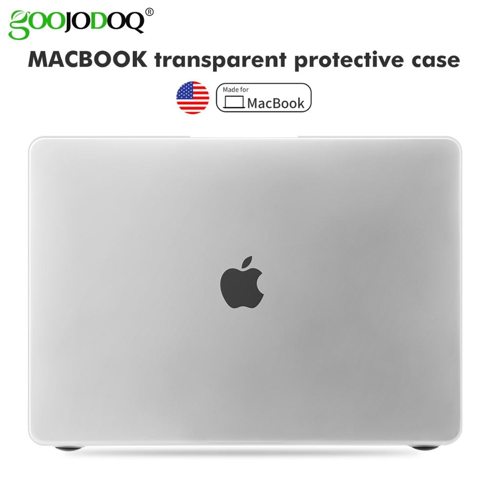 Funda de portátil para Apple Macbook Air Pro Retina, 11 12 13 15 16 pulgadas del Ordenador Portátil Bolsa de 2020 para Mac libro barra táctil ID aire Pro 13,3 caso