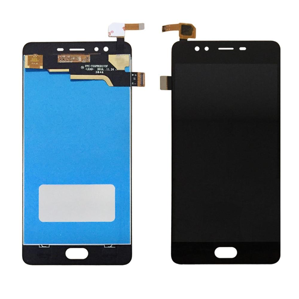 Para ZTE nubia M2 lite NX573J pantalla LCD y montaje de pantalla táctil accesorios de teléfono para ZTE nubia M2 lite