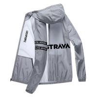 Летняя уличная велосипедная куртка с защитой от УФ-лучей, верхняя одежда, тонкая мотоциклетная куртка для горного велосипеда, Мужская ветро...