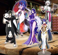Anime FGO destin Grand ordre Shuten Douji acrylique support Figure affichage 15cm
