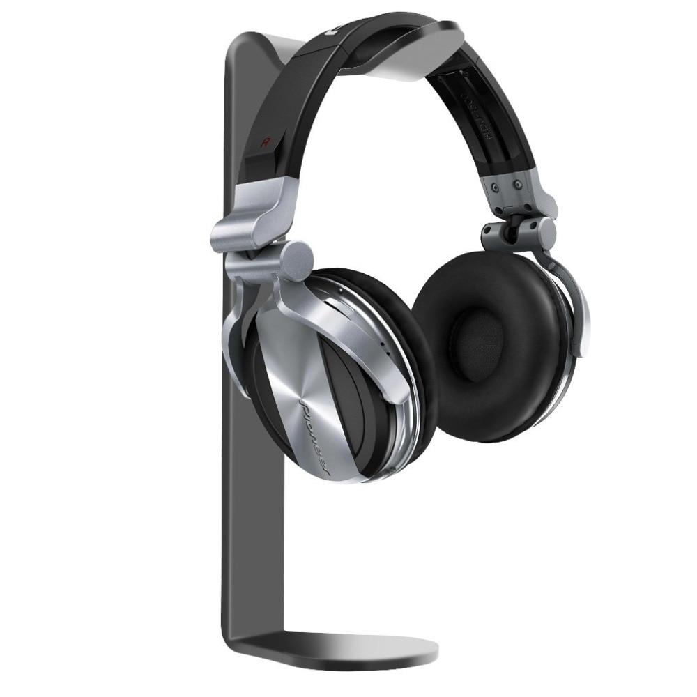 Universal Acrylic Headphone Stand, Fashion Display Desk Hanger, 2 Colors