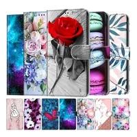 kids etui card holder wallet flip case for samsung galaxy a32 lite a52 a72 5g a02 a02s a12 a42 a21s a41 a51 a71 m02 m12 cover