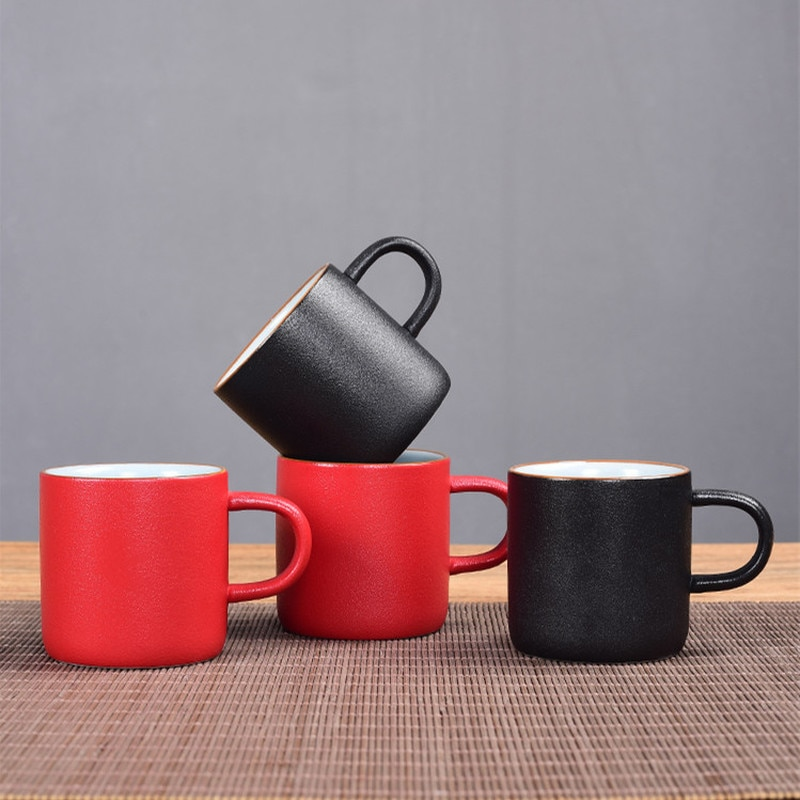 100ML taza de té de cerámica taza de café Taza de Viaje café taza de café taza para café amigos Tv Taza de cerámica G045