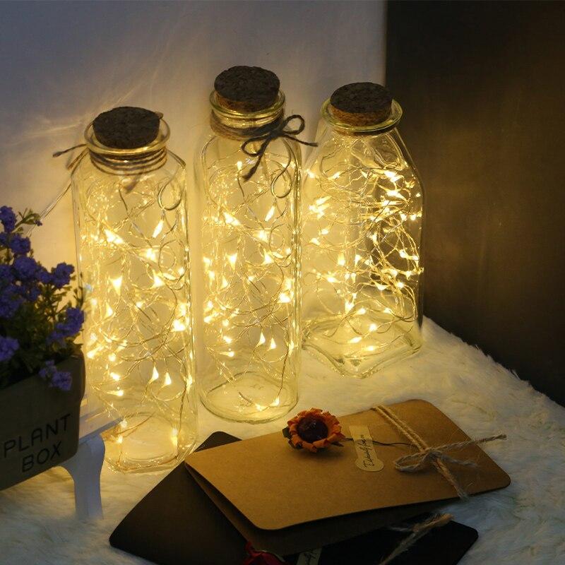 Solar String Fairy Lights garden lamps Led fairy lights Waterproof Outdoor Garland 20/30/40m Solar Power Lamp Christmas