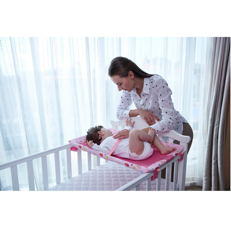 Portable Diaper Mat Nappy Changing Pad Travel Station Clutch Baby Care Products Foldable Table  Shower Gift Nursery Supplies