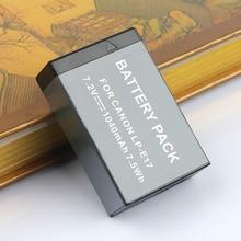LANFULANG LP-E17 LPE17 Camera Battery for Canon EOS Kiss X8i X9 X9i X10 Rebel SL2 SL3 T6i T6s T7i 200D II M6 Mark II