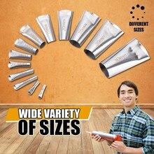 14 PCS Caulking Finisher Silicone Sealant Nozzle Glue Remover Scraper Applicator Tool Kitchen Gadgets And Accessories