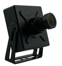 كاميرا سوني IMX307 + XM530 IP صندوق معدني صغير بانوراما عين السمكة 2.8-12 مللي متر 1080P H.265 جميع الألوان منخفضة الإضاءة ONVIF CMS XMEYE RTSP