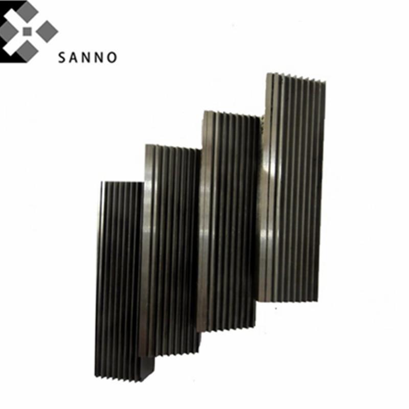 PT28x11 / PT35x11 pitch Hss, troqueles tangencial planos, piezas de enhebrador de tubería eléctrica, cabezales tangencial de roscado