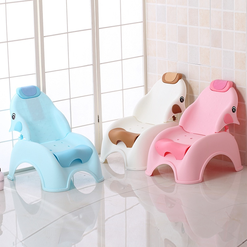 Children's Shampoo Chair Baby Shampoo Bed Baby Foldable Shampoo Recliner Child Extra Large Shampoo Chair