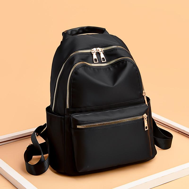 Женский рюкзак, школьные сумки для девочек-подростков, нейлоновый рюкзак, женский рюкзак, модный рюкзак, Женский тканевый рюкзак, сумки для ...