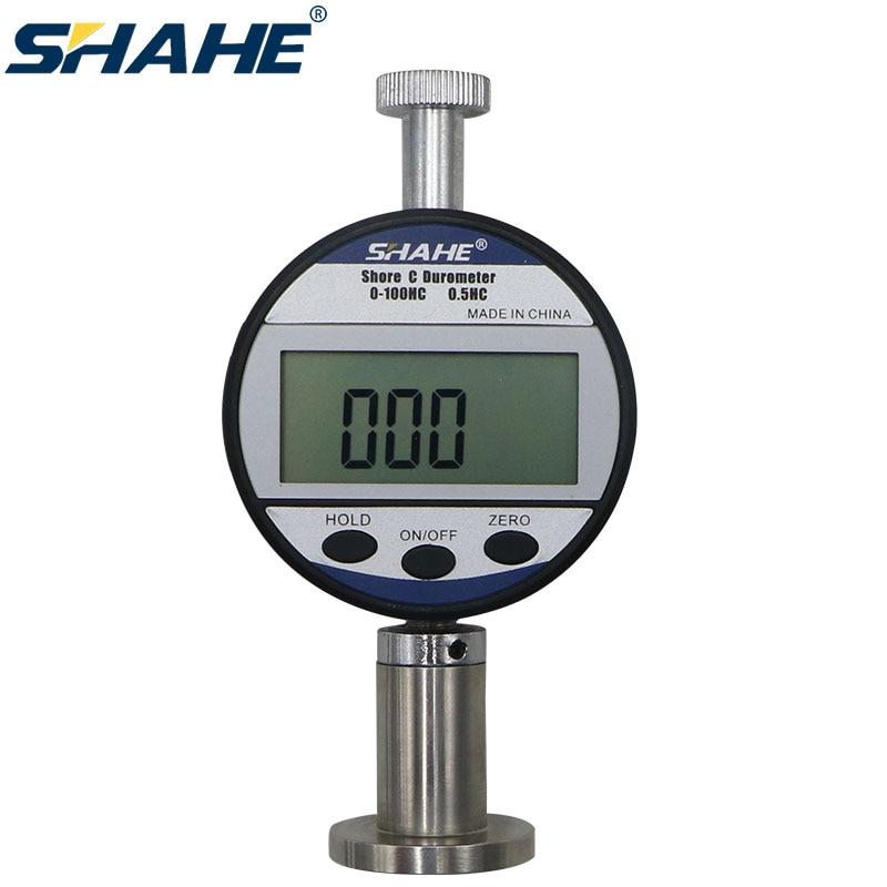 Shahe LXD-C digital shore dureza tester digital durômetro costa preciso slerometer