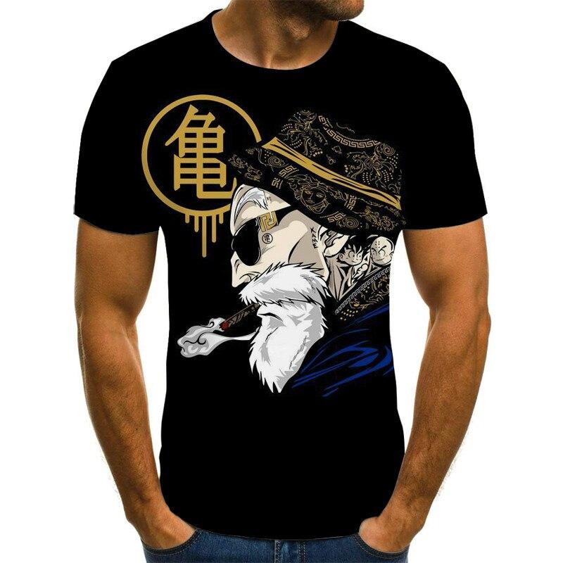 Новейшие футболки с 3D принтом, летняя уличная мужская одежда в стиле хип-хоп, футболки в стиле Харадзюку для пожилых, футболки в стиле хип-хо...