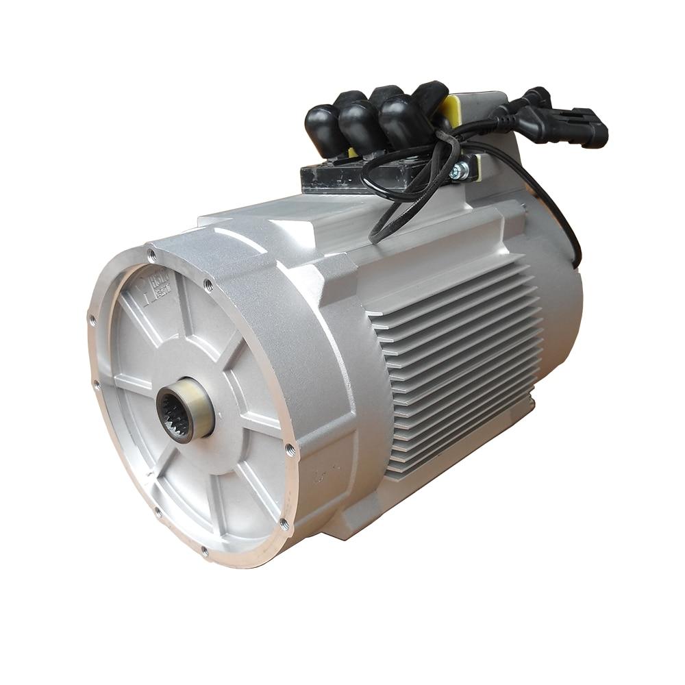 Kit De conversión De Motor eléctrico para coche, 4000 vatios, 60V