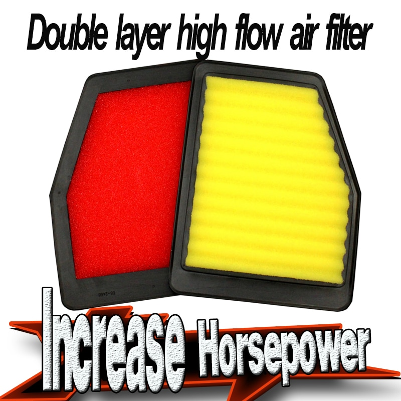 El filtro de aire de alto flujo mejora la potencia para Toyota RAV4 Toyota Lucida Toyota Vanguard Toyota Aurion Toyota Blade