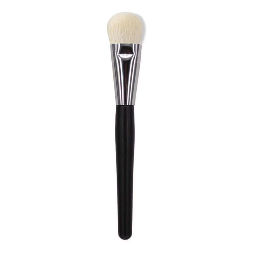 Профессиональная жидкая кисть для основы под макияж, BB крем для лица, основа для склеивания, растушевка, кисти для макияжа, Контурирование носа, косметика, косметический инструмент