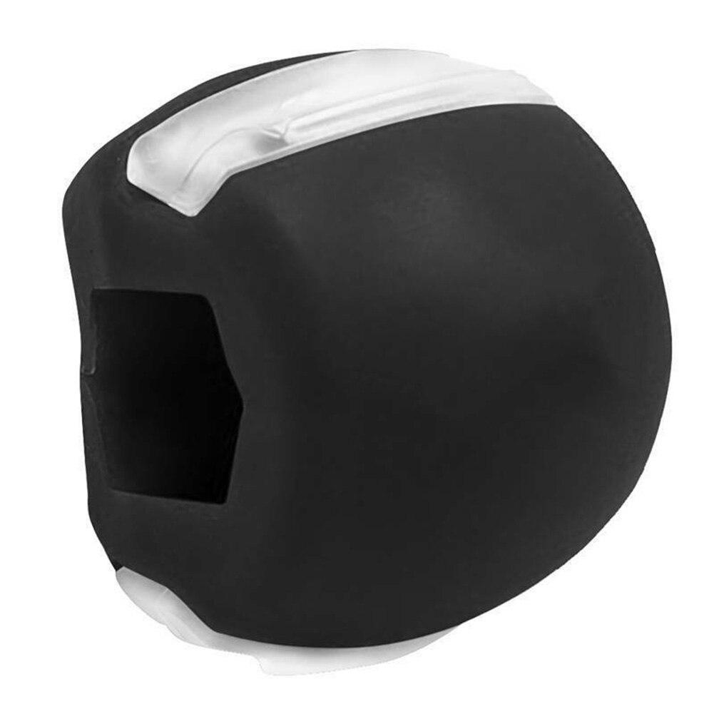 Мяч для упражнений для лица, массажер, тренировочный мяч, тренажер для мышц, жевательный мяч для шеи, лица, тонизирующие челюсти