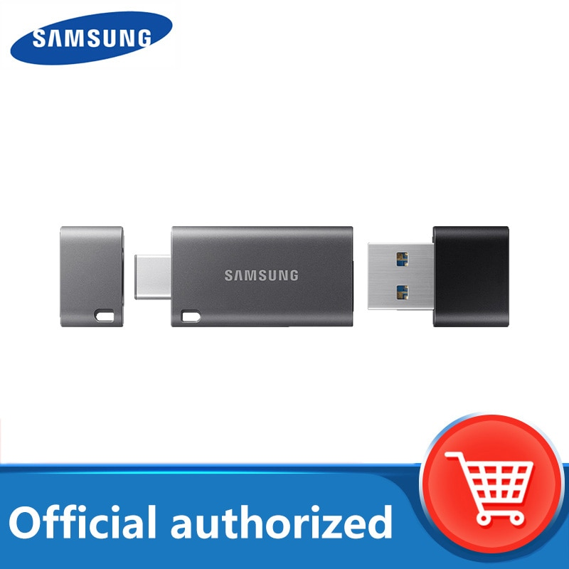 SAMSUNG флэш-накопитель usb 32G 64G 128G 256G Флешка USB 3,1 type C type A Флешка карта памяти телефон планшет ПК ноутбук
