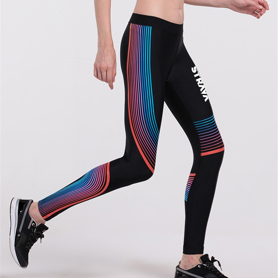 STRAVA Cycling Pants Breathable Thin Women Mtb Mountain Bike Elasticity Downhill Bicycle Trousers Outdoor Sport Cycling Tights siilenyond 100% lycra cycling tights mountain bicycle pants coolmax 3d gel padded cycling tight mtb bicycle pants bike trousers