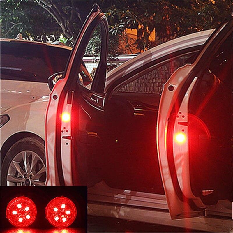 Luces LED de advertencia de apertura de puerta de coche para BMW E90, E92, E93, F20, F21, F30, F31, F32, F33, F34, F15, F10, F01, F11, F02 y G30 2, 2 uds.