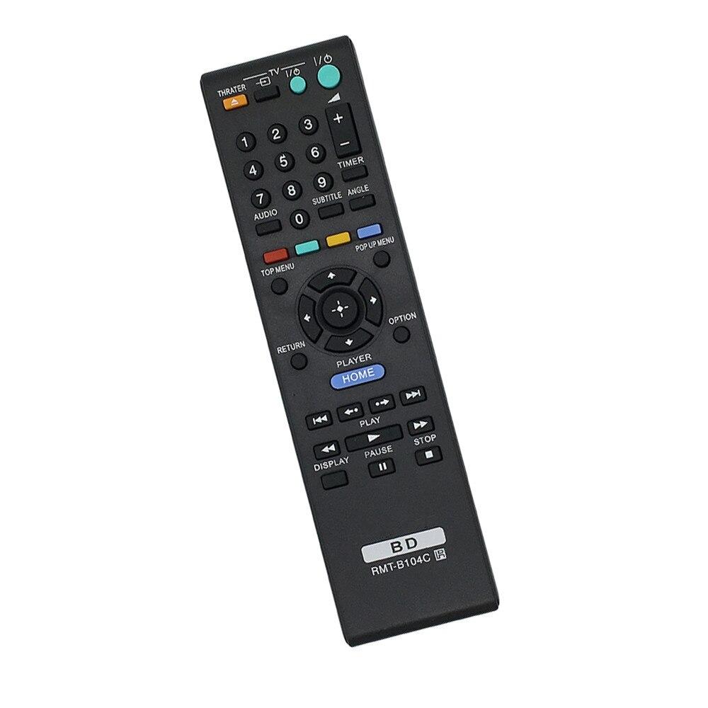 Nuevo Control remoto apto para SONY RMT-B122P BDP-S185 BDP-S186 BDP-S190 BDP-S300 BDP-S490...