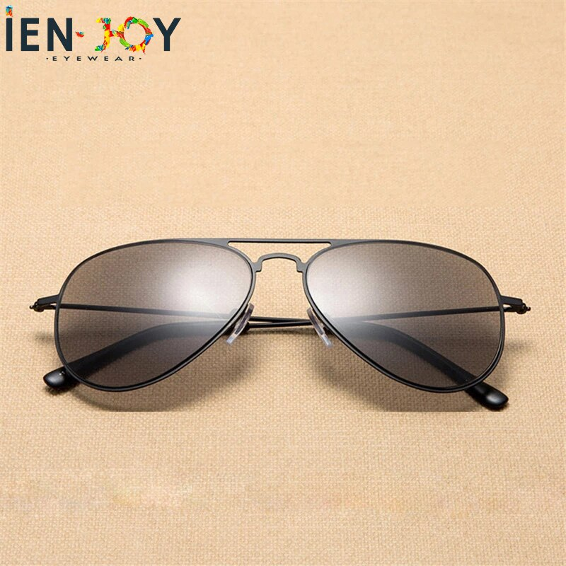 IENJOY очки для чтения Retro Pilot  Reading Glasses Sunglasses Metal Women&Men Presbyop