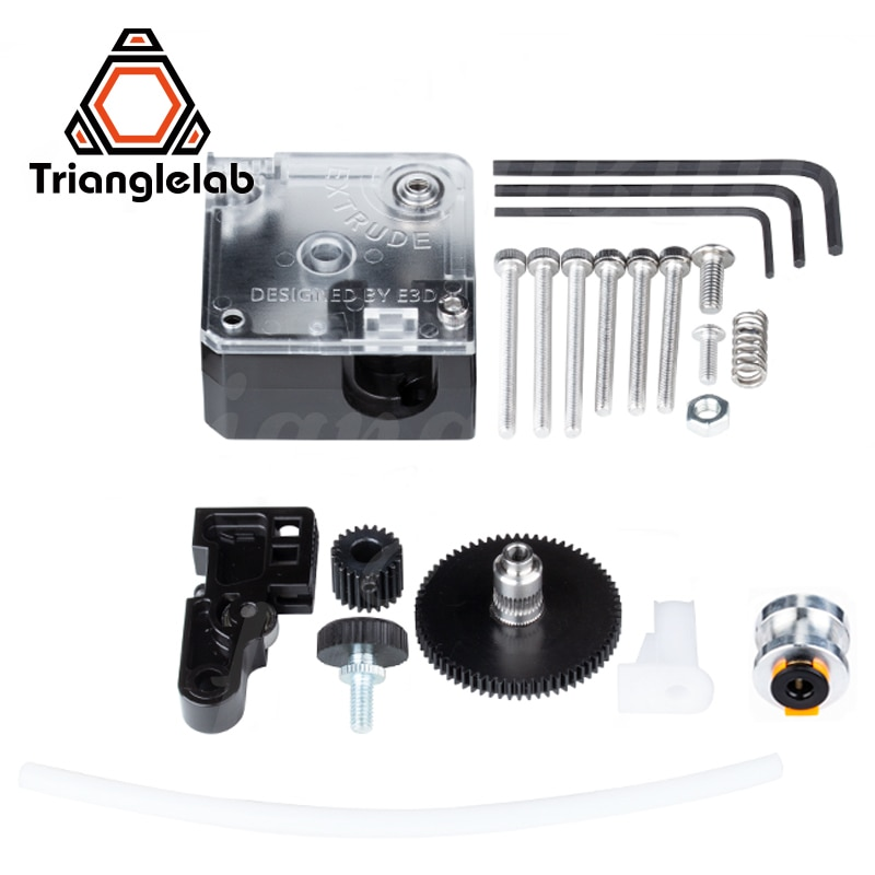 Trianglelab-الطارد للطابعة ثلاثية الأبعاد titan FDM ، reprap MK8 J-head bowden ، شحن مجاني ، لـ ANET MK8 i3 ender 3