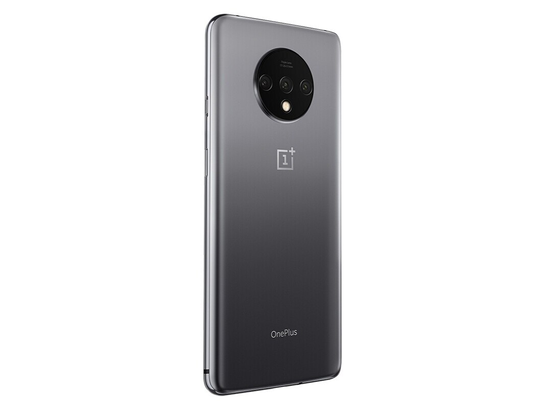 Фото1 - OnePlus 7T смартфон с восьмиядерным процессором Snapdragon 128 Plus, ОЗУ 8 Гб, ПЗУ 855 ГБ, 48 МП
