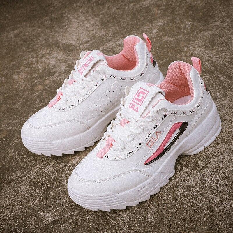 Zapatillas deportivas con malla para mujer, zapatos femeninos de correr a la...