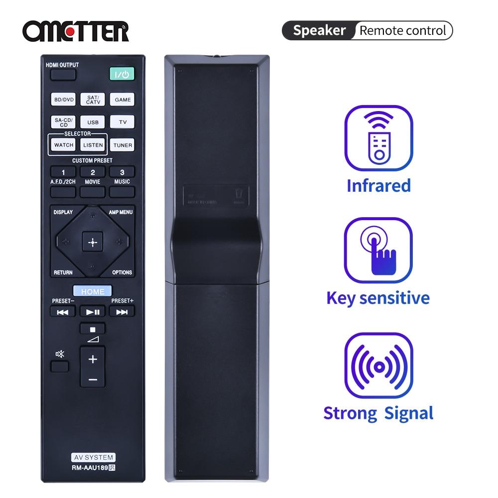 Suitable for Sony RM-AAU189 STR-DN850 STRDN850 STR-DN1050 STR-DN1050 channel home theater