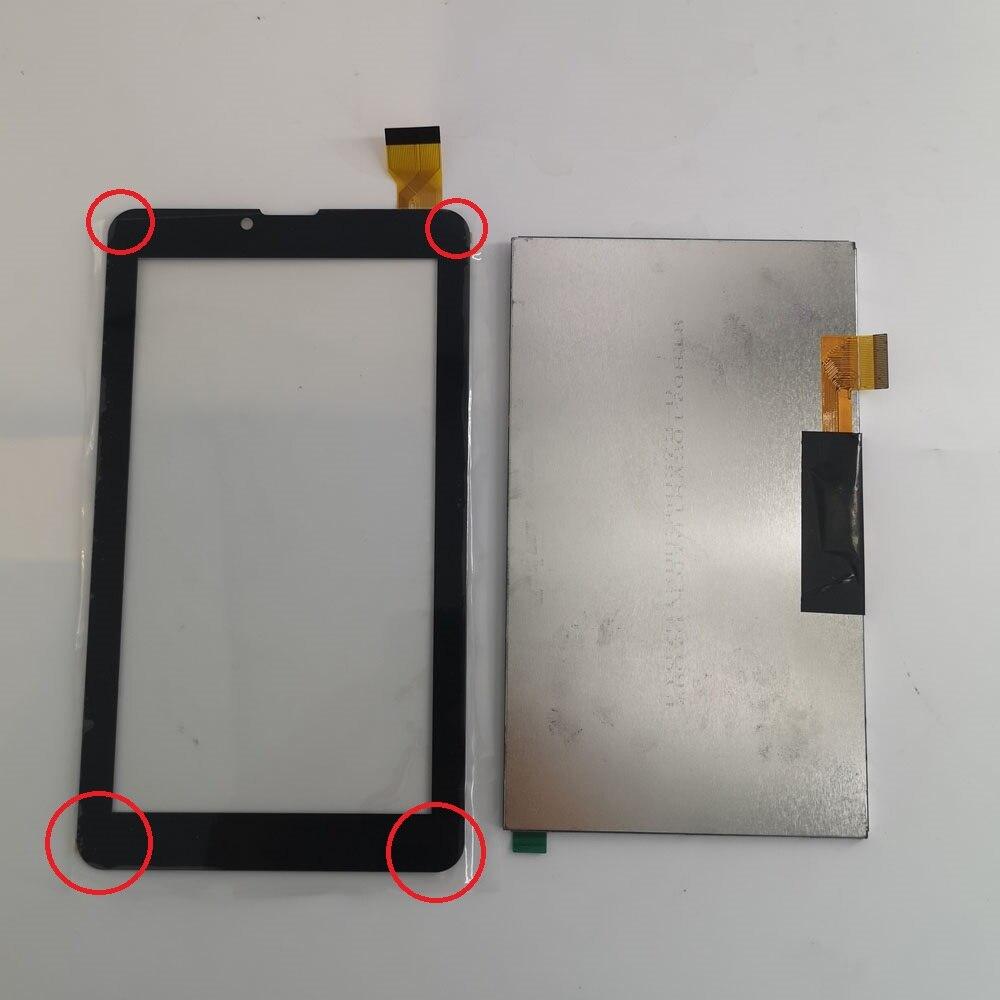 "NEW 7"" FOR BQ-7064G BQ-7008G BQ 7064G 7008g Fusion Tablet pc lcd display Touch Screen Panel glass Digitizer"