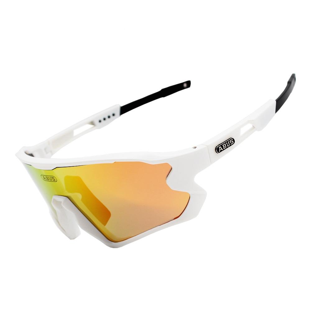 ABUS, para ciclismo TR90 gafas de sol, gafas para bicicleta deportiva, bicicleta de montaña, bicicleta, pesca, senderismo, ciclismo, gafas