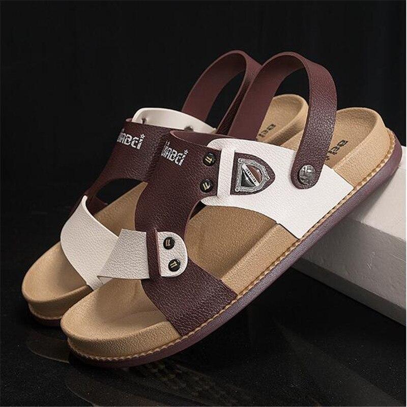 Sandalias para Hombre, Sandalias para Hombre, zapatos deslizantes de agua, zapatos para...