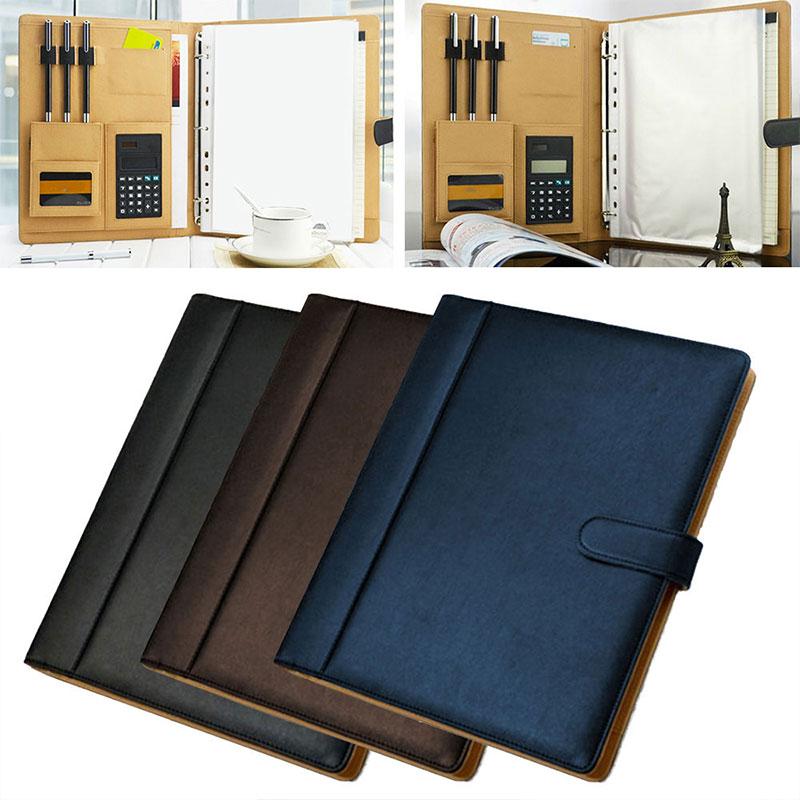 A4 папка для документов, папка для конференций, чехол для школы, модный бизнес