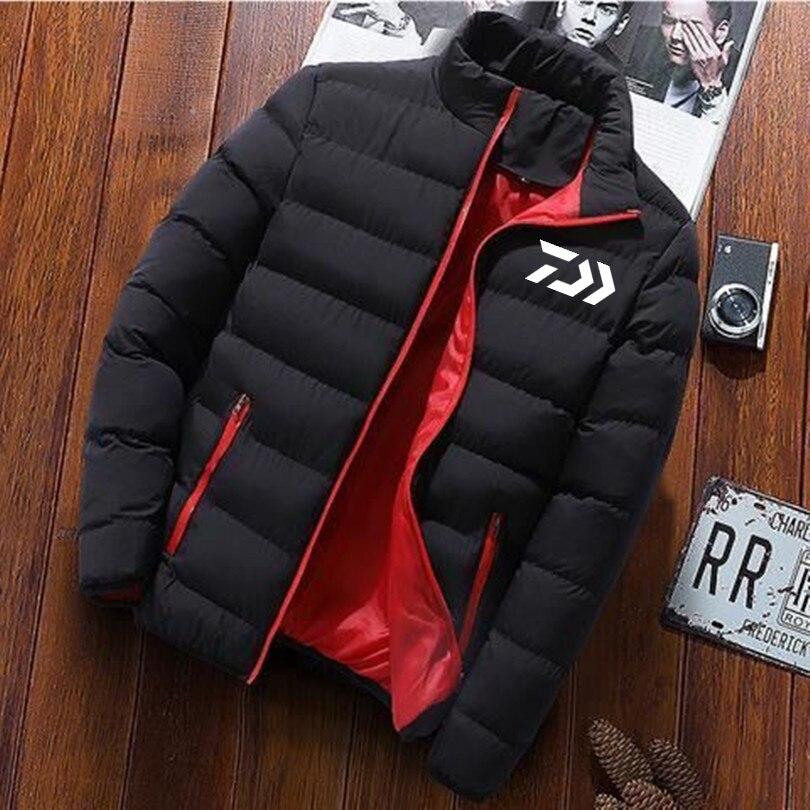 Брендовая мужская куртка, бейсбольная куртка, осенне-зимняя куртка, утепленная спортивная куртка, Мужская куртка для бега, тканевая куртка