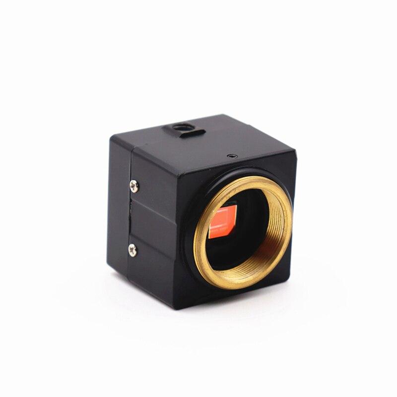 1pce 1/3 لون كاميرا صغيرة منخفضة الإضاءة كاميرا مجهر الصناعية CCDMTC-346