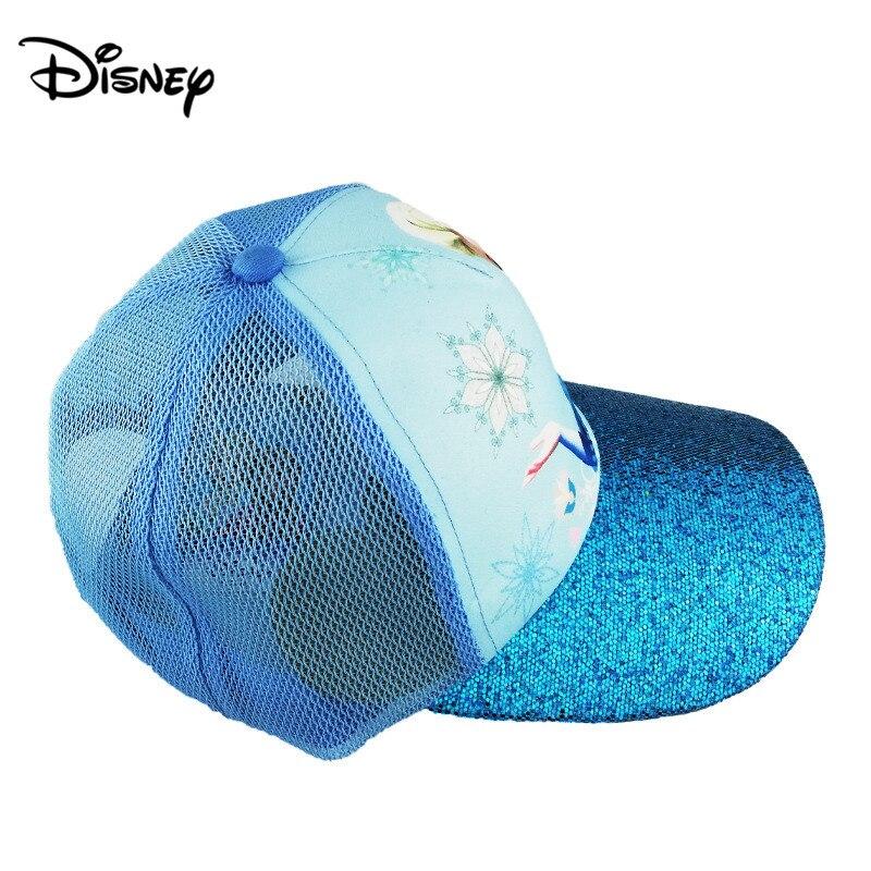 Los niños de Disney sombrero de Sol de transpirables mecha sombrero de protección solar de ligera delgada capa