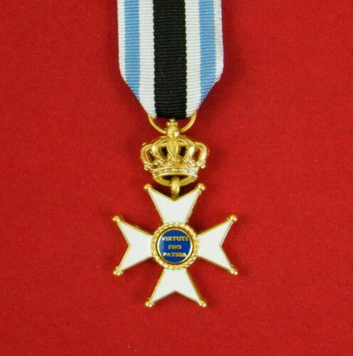 WW1 bávaro alemán militar Max Joseph orden Caballero clase con cinta medalla insignia