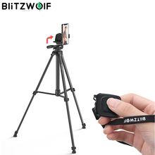 BlitzWolf BW-BS0 Pro bluetooth télécommande trépied Stable avec amovible 1/4