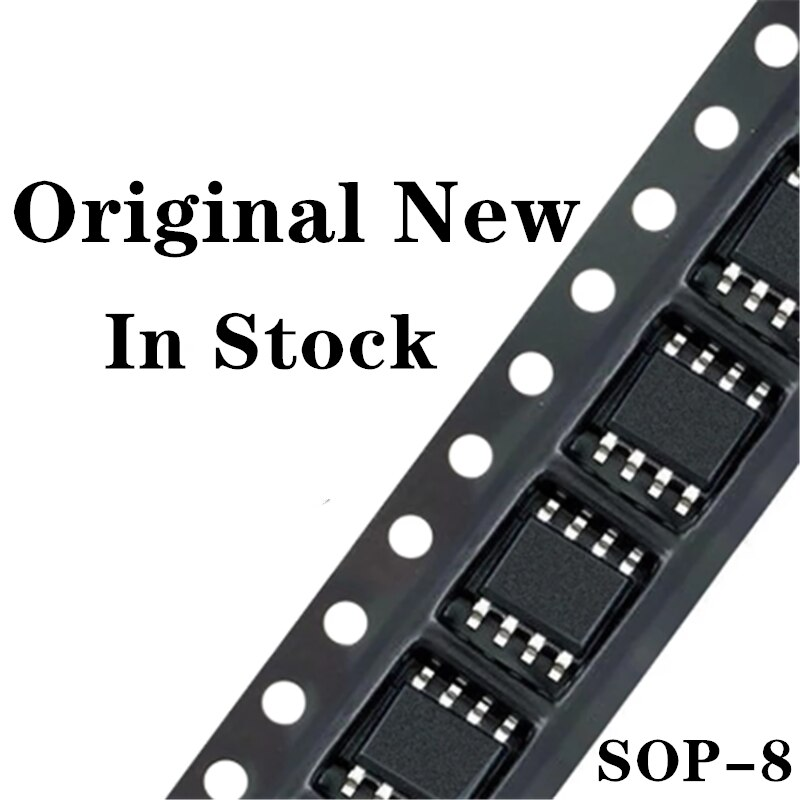 10 PÇS/LOTE LM293 SOP8 LM293DR LM293DT SOP-8 SOP Original No Estoque