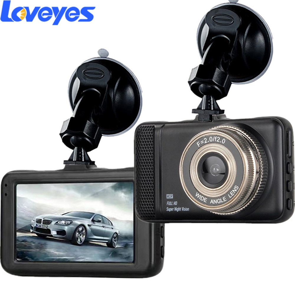 Cámara grabadora de vídeo Mini oculta de 2,2 pulgadas para conducción de coches, cámara de vigilancia de 24 horas con una lente, cámara grabadora DVR Dashcam T659