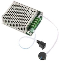 motor speed regulator 10v 50v 40a dc motor speed controller governor reversing direction switch