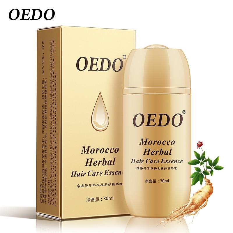 OEDO 1PCS Monaco Mutter Haar Öl Arganöl 30ml Keratin Freies Sauber Haar Lockiges Haar Behandlung Haarpflege maske