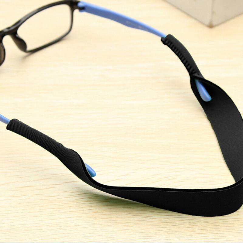 Spectacle Glasses Anti Slip Strap Stretchy Neck Cord Outdoor Sports Eyeglasses String Sunglass Rope