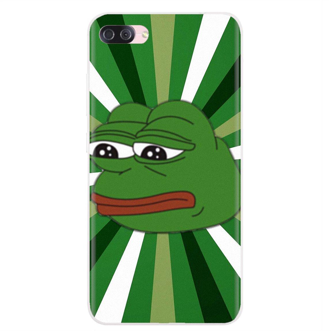 Yuri no gelo sapo meme pepe pubg para xiaomi mi a1 a2 a3 5x 6x 8 9t lite se pro mi max mix 1 2 3 2s favorito silicone caso de telefone