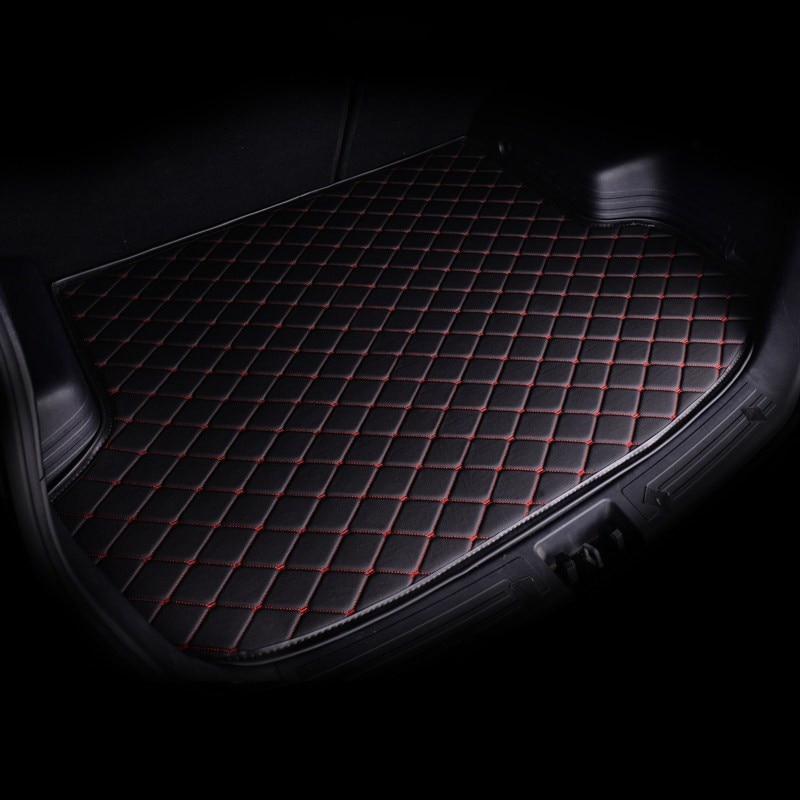 Personalizado tapete mala Do Carro para Hyundai santa fe ix35 ix25 solaris sotaque elantra tucson Veracruz veloster Genesis i30 sonata
