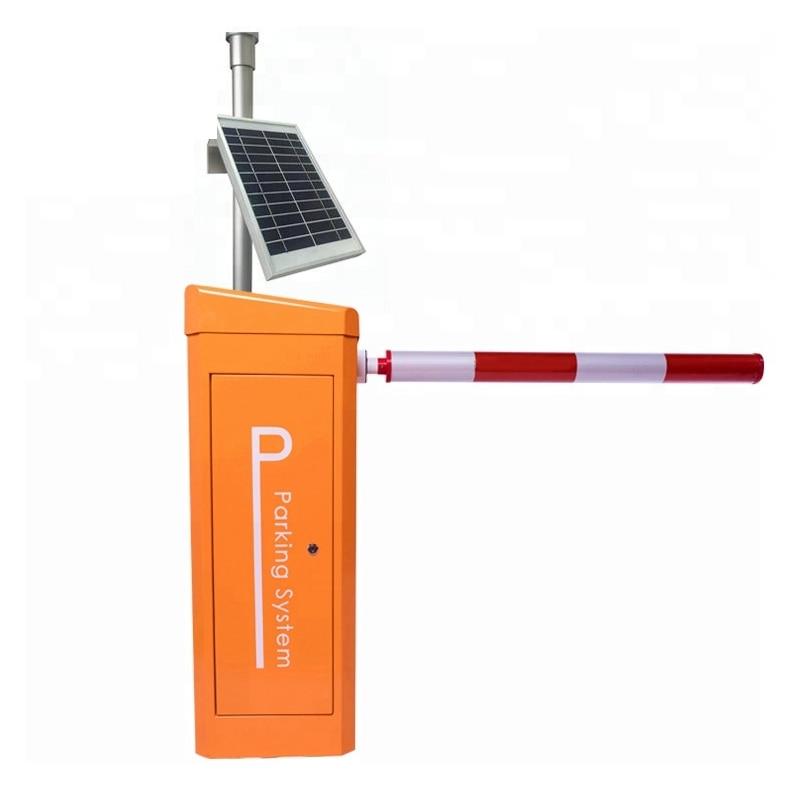 KinJoin الثقيلة بوابة فتاحة التلقائي الكهربائية الشمسية وقوف السيارات الذراع بوم الحاجز