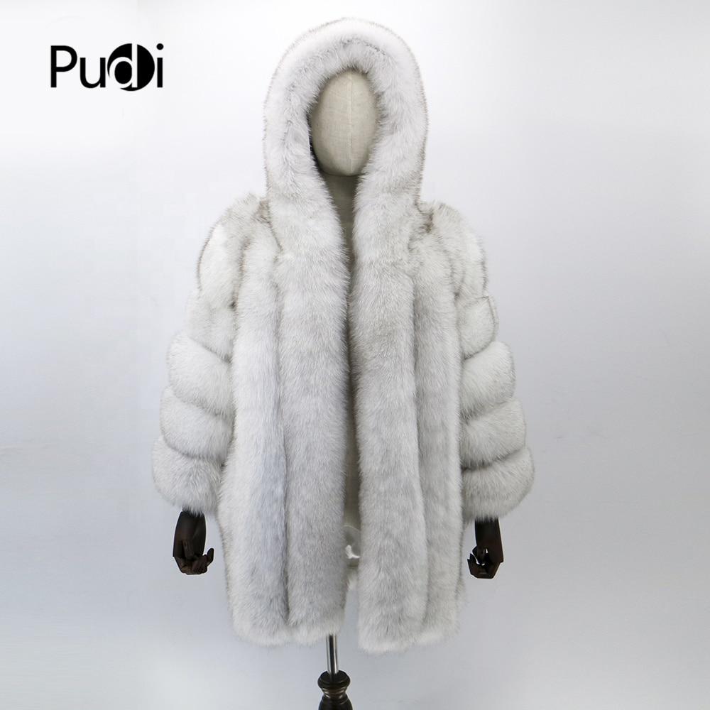 CT916 المرأة محبوك ريال الطبيعية الثعلب الفراء معطف سترة معطف سيدة الموضة شتاء دافئ حقيقي معطف العديد من الألوان أبلى